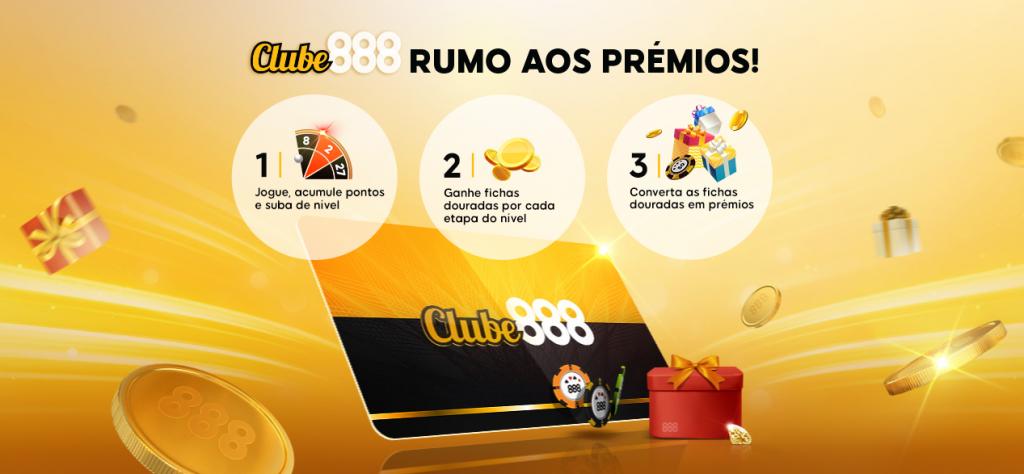 Clube VIP do 888 Casino